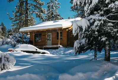 Cienaga Creek Ranch  - Big Bear Cabins , Big Bear Lake, California, Pet Friendly