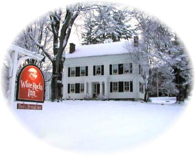 White Rocks Inn Bed and Breakfast & Wedding Barn, Wallingford, Vermont, Pet Friendly, Romantic