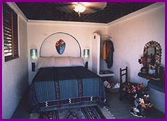 Casa Terra Cotta's authentic Mexican individual Casitas - comfort and beauty!