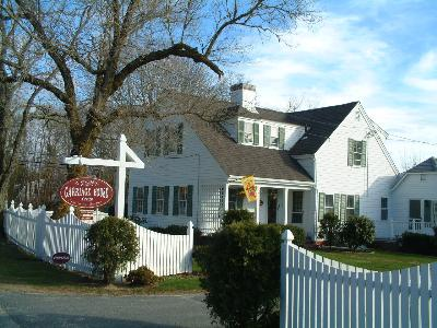 Carriage House Bed and Breakfast Inn, Chatham, Massachusetts, Romantic