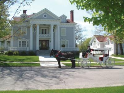 Traverse City's Landmark Bed and Breakfast, Traverse City, Michigan