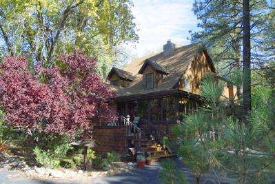 Strawberry Creek Inn Bed & Breakfast, Idyllwild, California