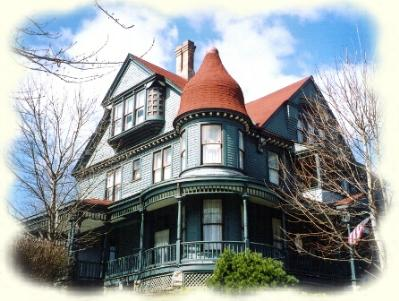 Reagan's Queen Anne Bed & Breakfast, Hannibal, Missouri
