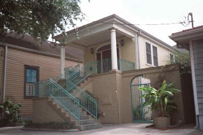 Aaron Ingram Haus Bed & Breakfast, New Orleans, Louisiana