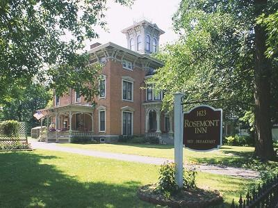 Rosemont Bed and Breakfast Inn, Utica, New York
