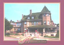 Mandolin Bed & Breakfast Inn, Dubuque, Iowa, Romantic