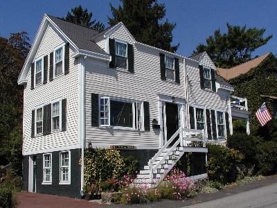 Harborside House, Marblehead, Massachusetts