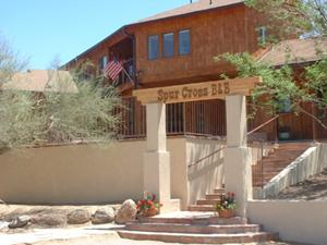Spur Cross Bed and Breakfast, Cave Creek, Arizona