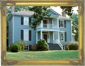La Vista Plantation Bed and Breakfast, Fredericksburg, Virginia