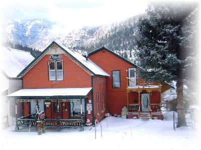 Christmas House Bed and Breakfast Inn, Ouray, Colorado