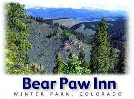 The  Bear Paw Bed and Breakfast Inn , Winter Park, Colorado