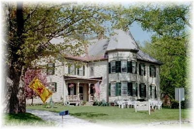 The Richmond Victorian Bed and Breakfast Inn, Richmond, Vermont