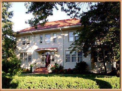 The Residence Bed and Breakfast, Lynchburg, Virginia