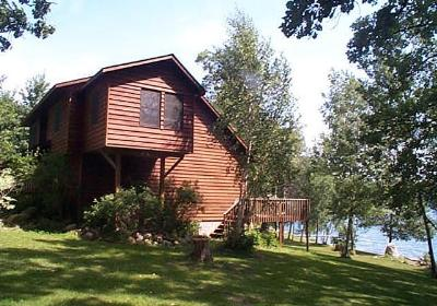 Quiet Pleasant Lake Bed and Breakfast, Osceola, Wisconsin