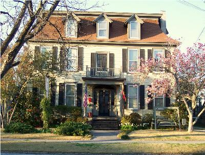 Meadows Inn B & B, New Bern, North Carolina, Romantic