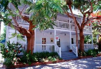 Frances Street Bottle Bed and Breakfast Inn, Key West, Florida