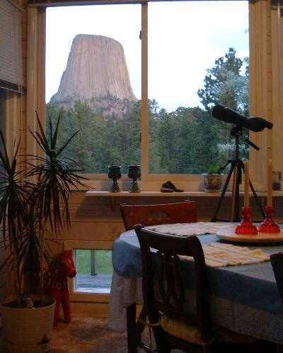 Devils Tower Lodge Bed and Breakfast, Devils Tower, Wyoming