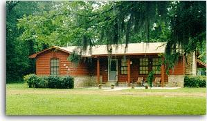 HodgePodge Cottages on Caddo Lake, Uncertain, Texas