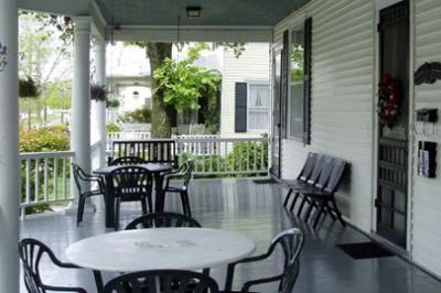 The Captain's Quarters Inn, Edenton, North Carolina