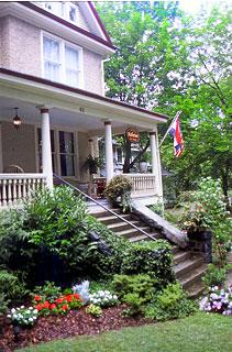 Asheville Seasons Bed and Breakfast, Asheville, North Carolina
