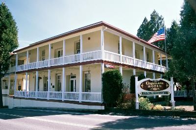 Groveland Hotel at Yosemite National Park, Groveland, California, Pet Friendly