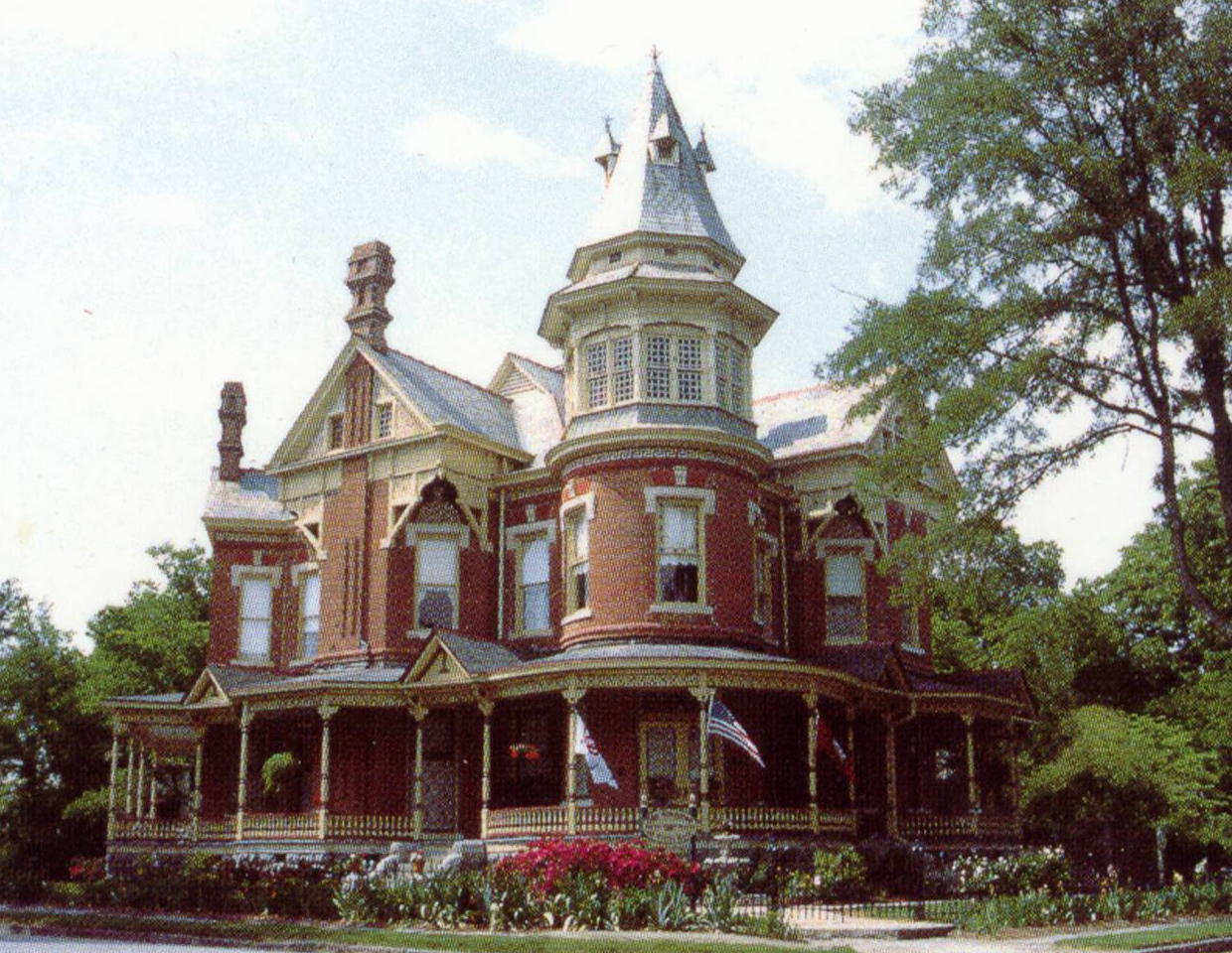 Empress Bed And Breakfast Little Rock Arkansas