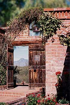 Hacienda del Desierto Bed and Breakfast, Tucson, Arizona