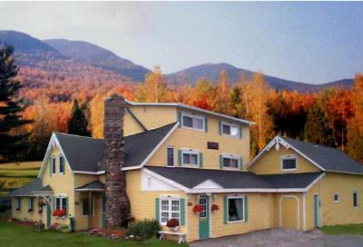 English Rose Inn , Montgomery Center, Vermont, Pet Friendly