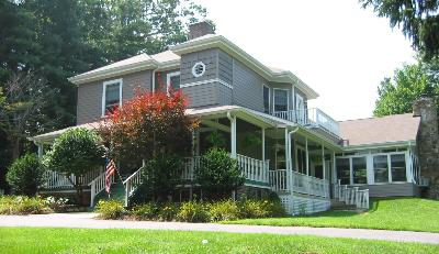Andon-Reid Inn Bed and Breakfast, Waynesville, North Carolina, Romantic
