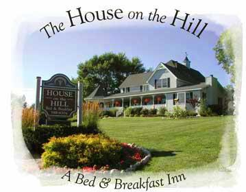 The House On The Hill Bed and Breakfast, Ellsworth, Michigan, Romantic