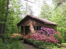 Romantic Cottages-Cabins at Chesley Creek Farm, Charlottesville, Virginia, Romantic