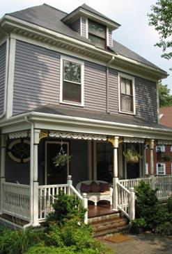 Jersey Hill Bed and Breakfast, Marblehead, Massachusetts