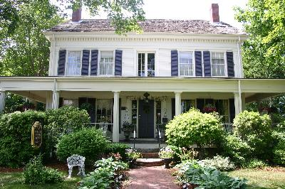 Captain Farris House Bed and Breakfast, South Yarmouth, Massachusetts