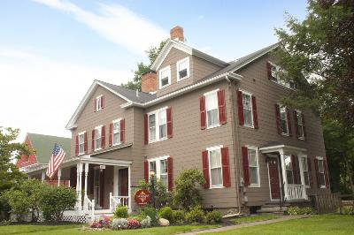 Harrington House Bed and Breakfast Inn, Milford, Pennsylvania, Pet Friendly, Romantic