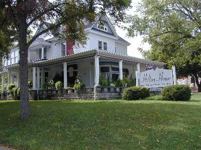 Holton House Bed and Breakfast, Holton, Kansas