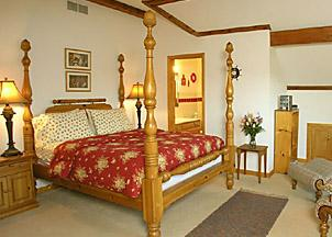 Swiss Woods Bed and Breakfast, Lititz, Pennsylvania