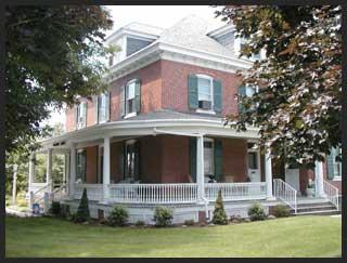 Walnut Lawn Bed and Breakfast, Lancaster, Pennsylvania