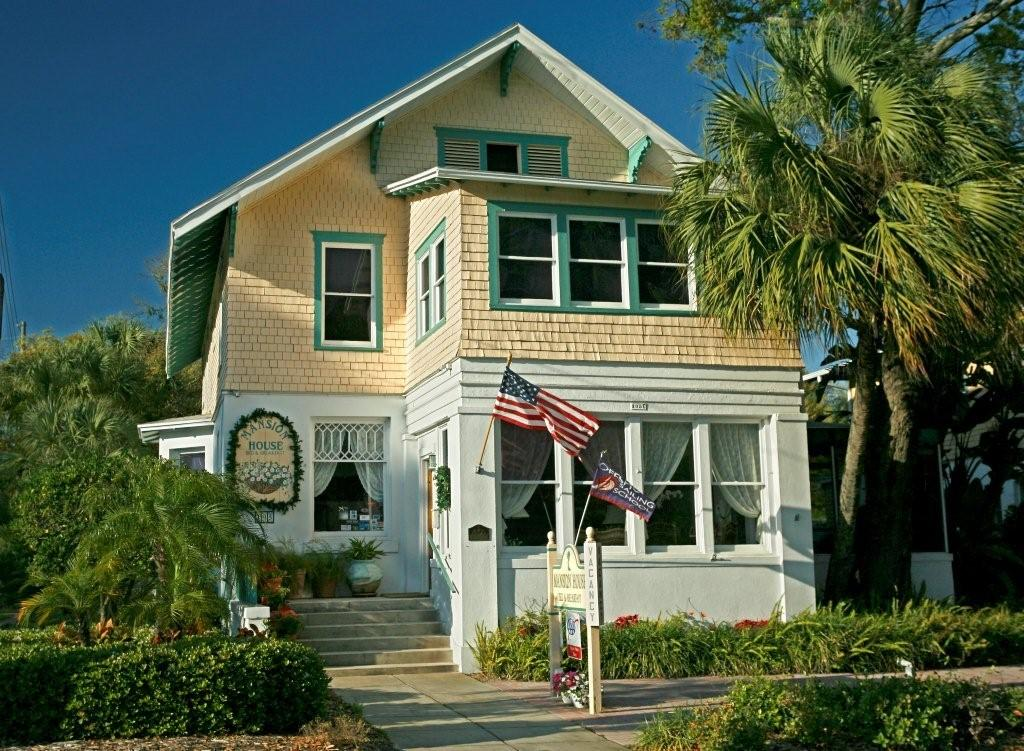 Bed And Breakfast Near St Petersburg Florida