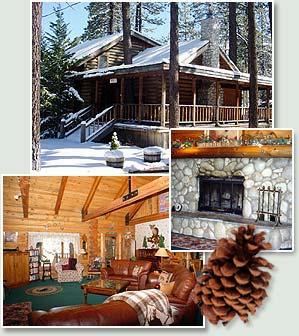Eagle's Nest Lodge, Big Bear Lake, California