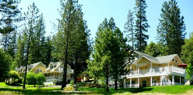 Blackberry Inn Bed & Breakfast, Groveland, California, Romantic