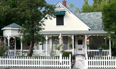 Emma Nevada House Bed & Breakfast, Nevada City, California