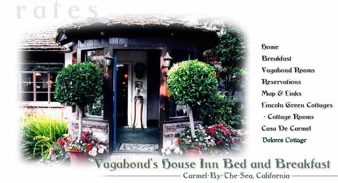 Vagabond S House Inn B B Carmel California Bed Breakfasts