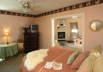 Evergreen Inn Bed and Breakfast, Spring Lake, New Jersey