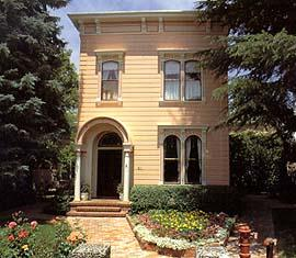 Camelia Inn Bed and Breakfast, Healdsburg, California