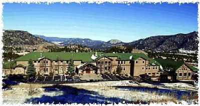 Taharaa Mountain Lodge, Estes Park, Colorado