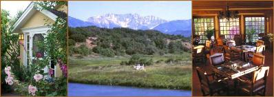 Blue Lake Ranch- Near Durango, Colorado, Durango, Colorado, Romantic