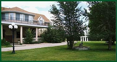 Willow Tree Country Inn, Denver, Colorado, Romantic
