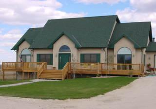 H2 Ranch Bed & Breakfast & Horse Motel, Colorado Springs, Colorado