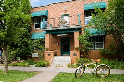 The Leland House & Rochester Hotel, Durango, Colorado, Pet Friendly