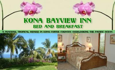 Bayview Inn Bed & Breakfast , Captain Cook, Hawaii